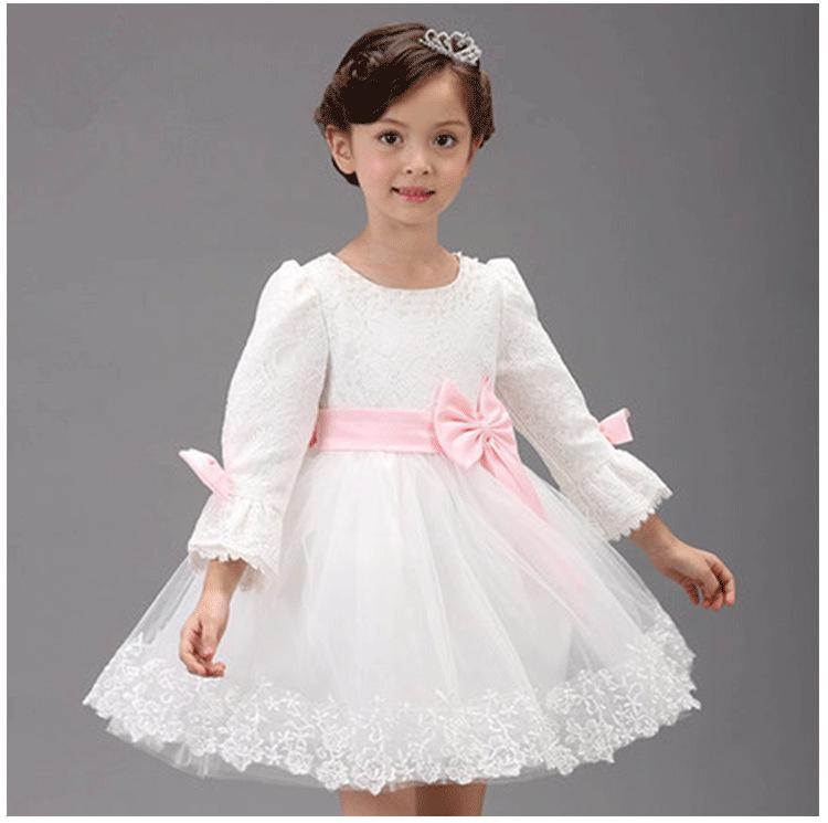 Latest design Girl party wear western dress New model girl dress Kids girls evening dresses