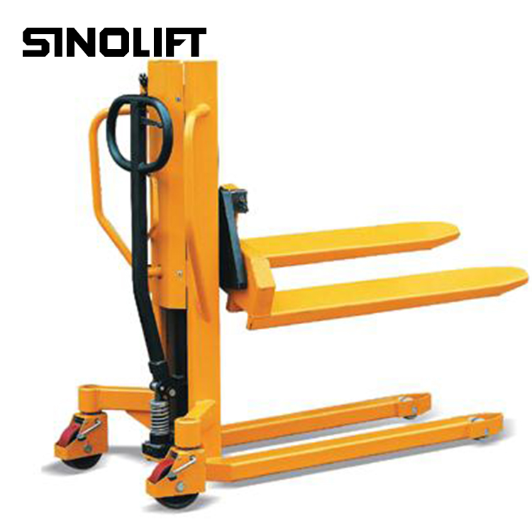 SINOLIFT Manual Pallet Tilter with 20 angle tilt facility