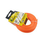 Nylon Trimmer Line for Grass Cutting Machine Agriculture Hand Tools Accessories