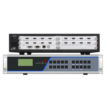 4x4 8x8 16x16 CCTV matrix seamless matrix switcher