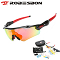 ROBESBON Polarized Cyling Goggle Gafas Ciclismo Driving Fishing Sunglasses Glasses Outdoor Sports Bike Bicycle Eyewear 5
