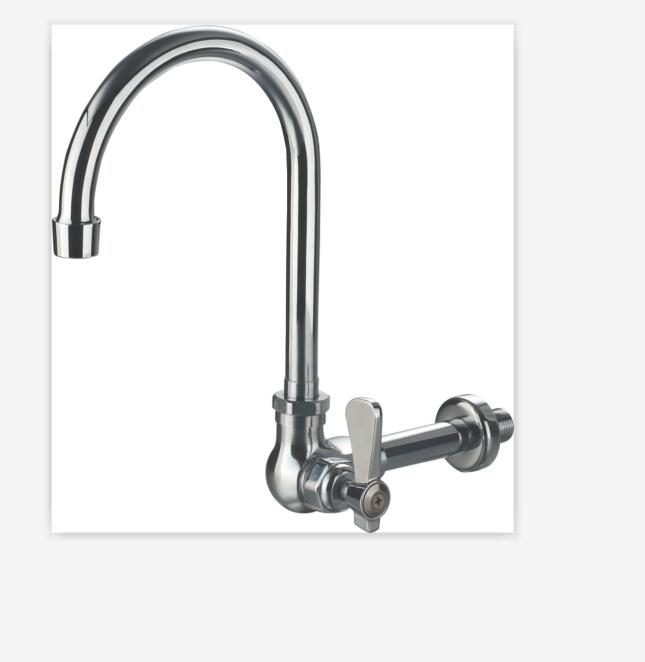 Wuxi High Quality Faucet Single Handle Wall Mount Bathroom Kitchen Faucet Buy Commercial Kitchen Faucets Wall Mount Faucet Bathroom Faucet Product On Alibaba Com