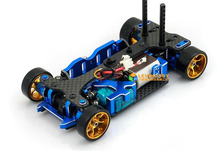 LEVIHOBBY Brand New Mini-Q Drift RC Car 2.4GHz Digital