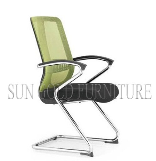 Modern Wholesale Cheap Green Office Visitor Chair With Fix Based Sz Oc123 View Visitor Chair Sun Gold Product Details From Foshan Sun Gold Furniture Co Ltd On Alibaba Com
