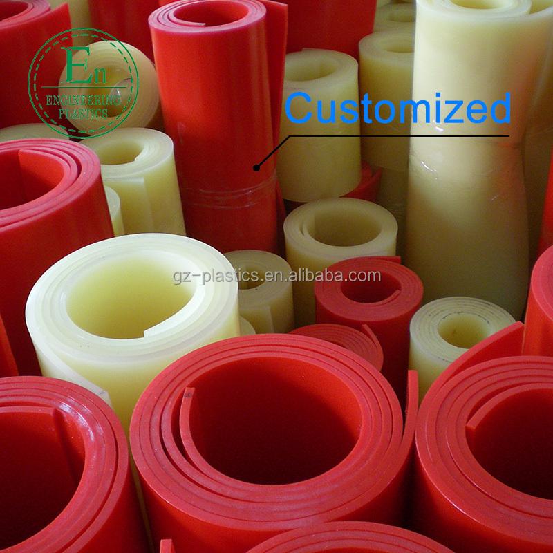 Резиновая пластина, антистатический полиуретановый лист, промышленный вставочный резиновый лист толщиной 1 мм