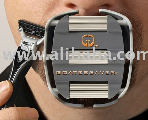 goatee trimming template - goatee saver goatee shaving template buy goatee