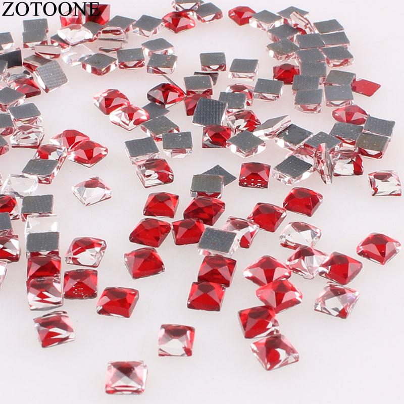 Detail Feedback Questions about ZOTOONE 100PCS Hotfix Rhinestone ... b1a0c51dd68c