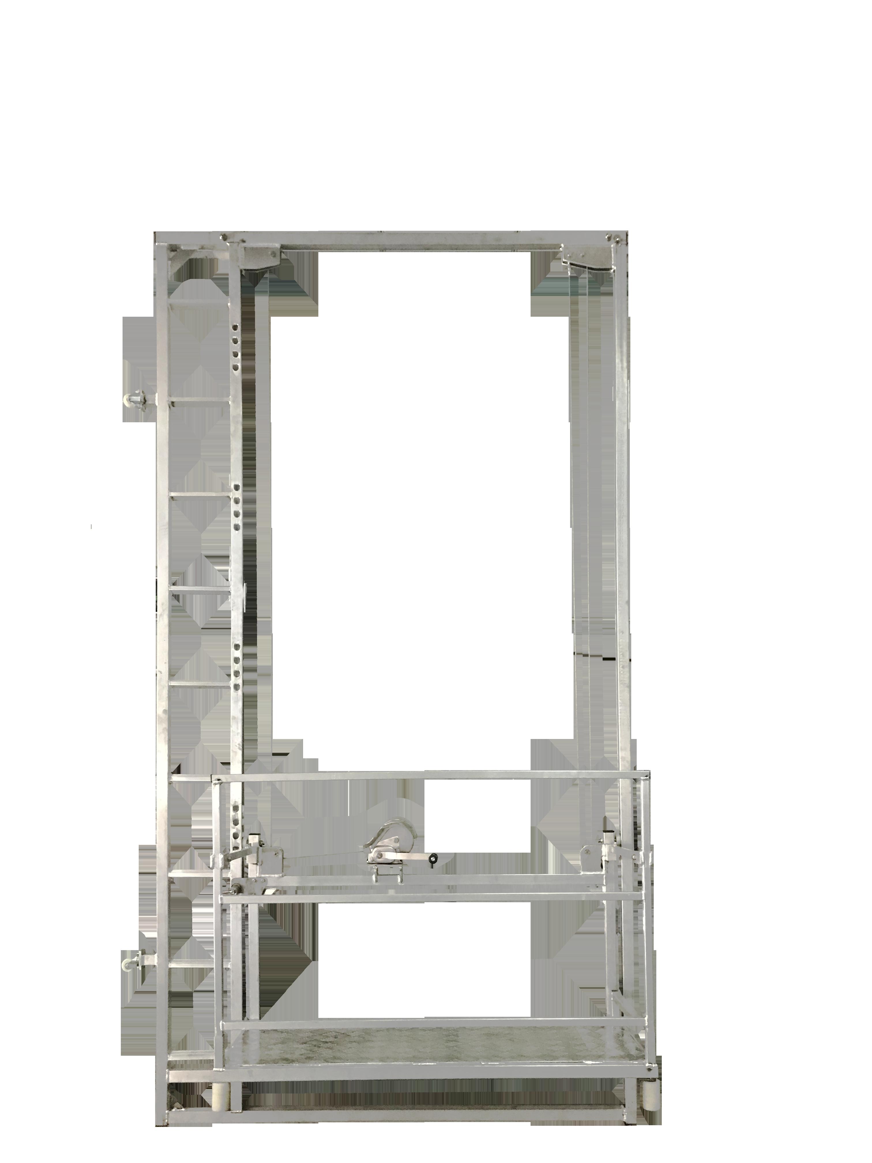 Машина для сбора грибов GTM, метод подъема для сбора грибов