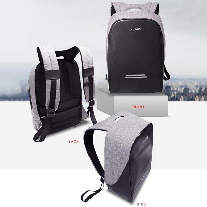 joyelife dans des sacs dos avec usb de charge nouveau antivol ordinateur portable sac dos. Black Bedroom Furniture Sets. Home Design Ideas