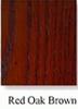 Quercia rossa Marrone