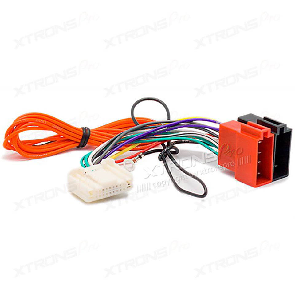 Radio Wiring Harness Adapter Great Design Of Diagram Chevrolet Toyota Car Stereo Iso Connector Chevy