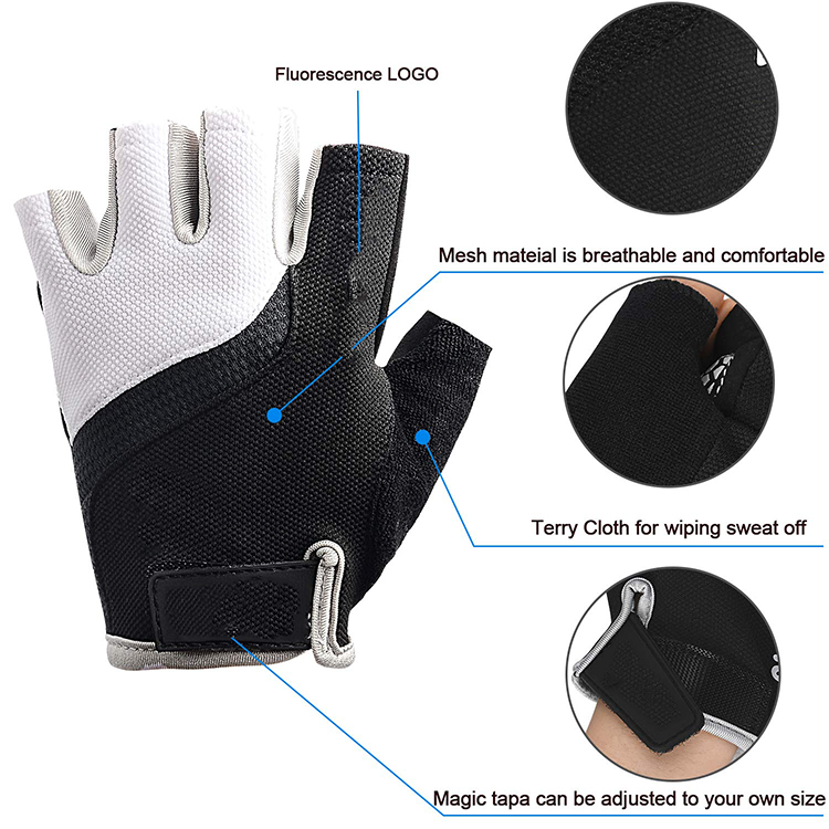 Best Price Durable Guantes Men Motorcycle Horse Racing Gloves De Slip Resistant Fencing Sport