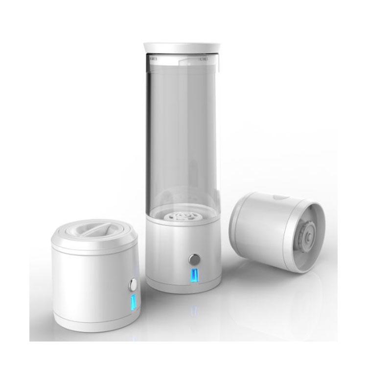 Перезаряжаемый генератор водородной воды