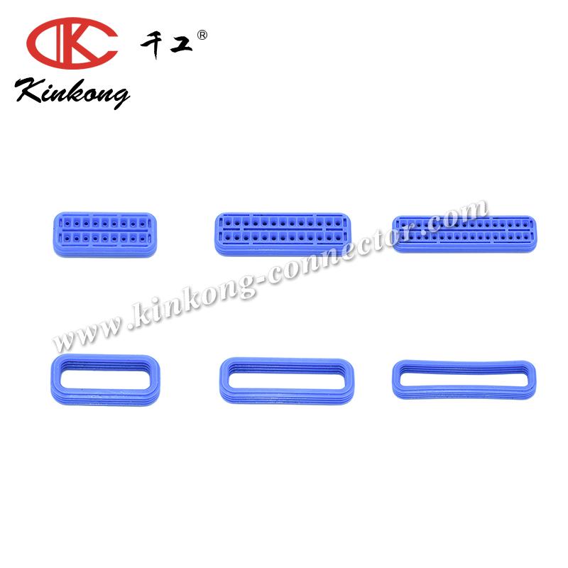 Водонепроницаемое Силиконовое резиновое уплотнение Kinkong Brand Automaton /DT/Molex/Toyota