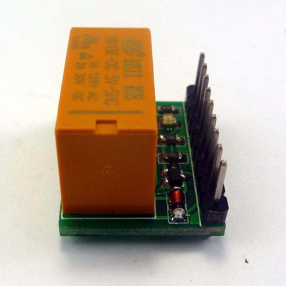 DR21A01 DC 5V DPDT Relay Module Polarity reversal switch Board for
