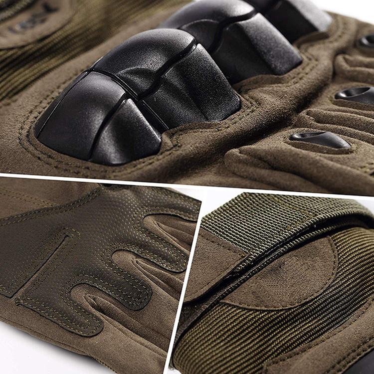 Оптовая продажа, дешевые прочные защитные перчатки с защитой от вибрации для сенсорных экранов, защитные военные тактические перчатки для работы на нефтяных месторождениях