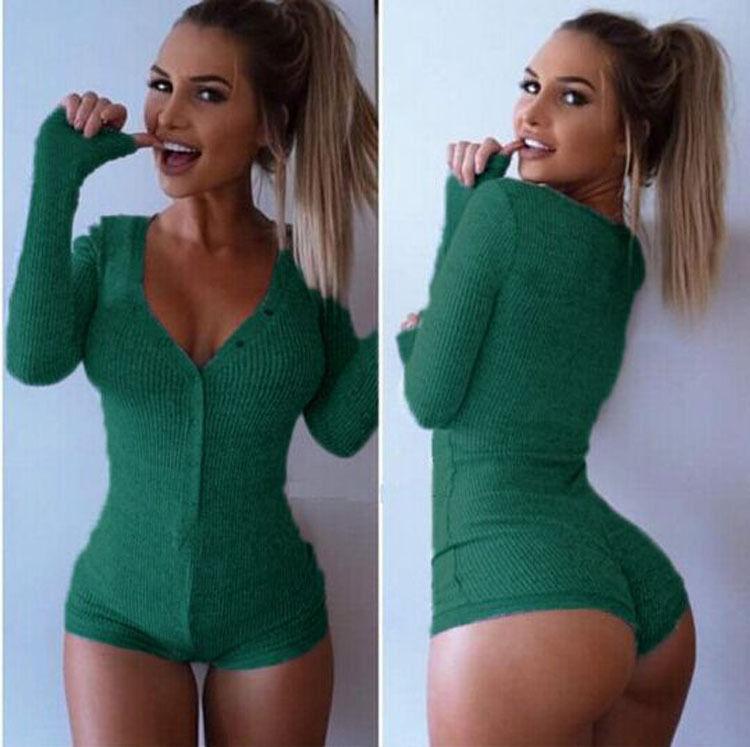Green Sweater Butt 87