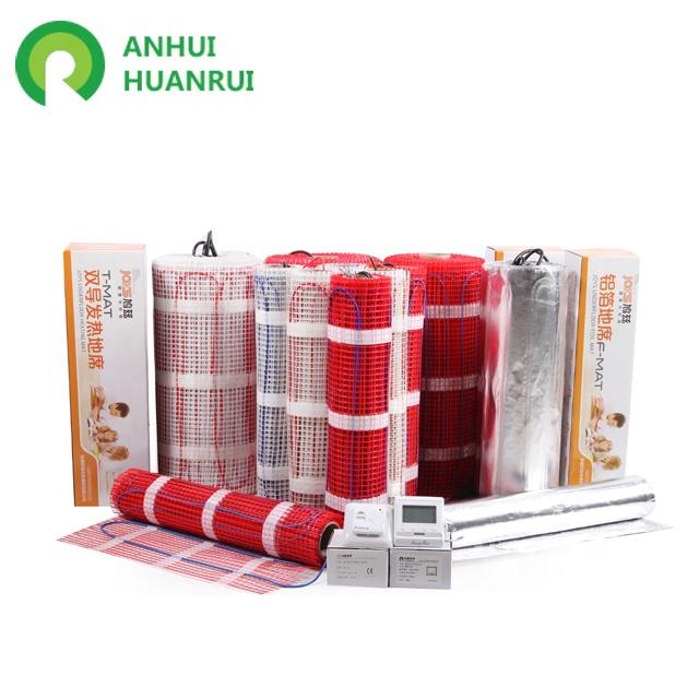 US market  radiant 120V or  240V   under-tile heating mat