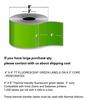 "4 ""X6"" 1000 Étiquettes Fluorescent Vert"