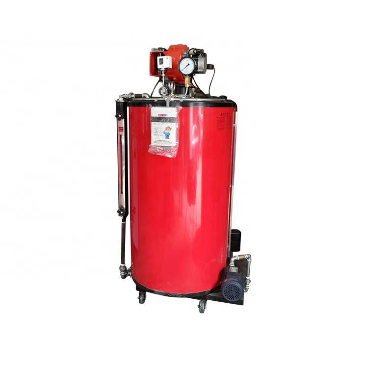 Automatic 50Kg/h Vertical Gas Steam Boiler for Used Brewery for Sale