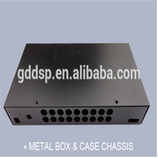 Specialized Manufacturer Customized Powder Coating Sheet Metal Computer Case
