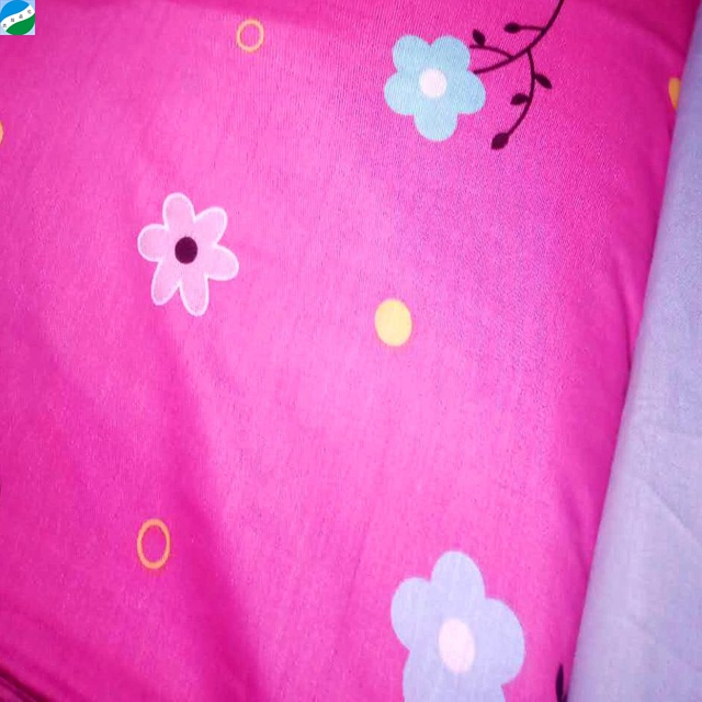 China suppliers textile bedsheet fabric stock lot made in shaoxing supplier