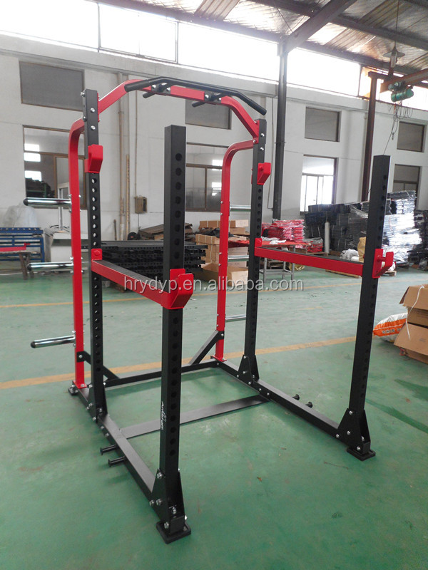 Crossfit gym Squat rack smith machine HRWR13B