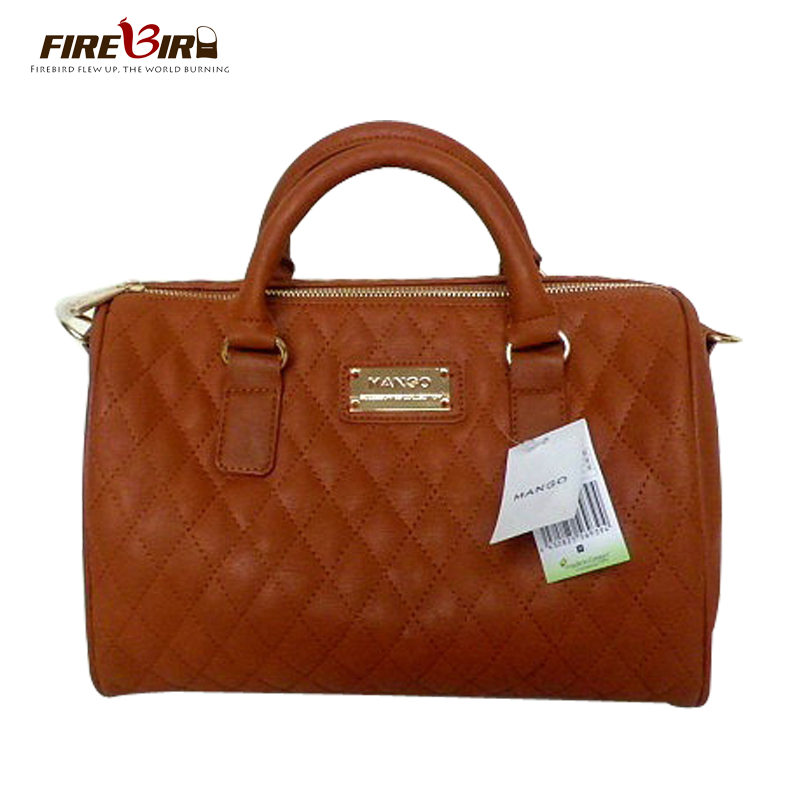 2015 mng New Hot Promotion black women PU Leather handbag plaid bag bag  women messenger bag fb3cc9f7a7f