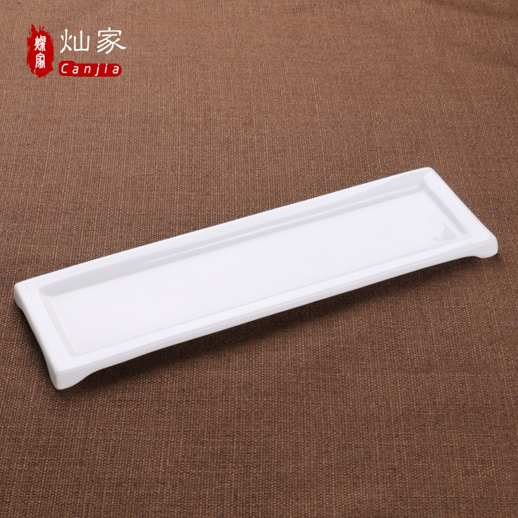 Can Home Expo Long Rectangular Flat Plate Japanese Sushi