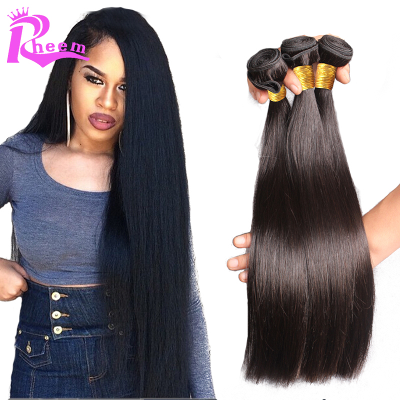 Pics For > Straight Human Hair Weave