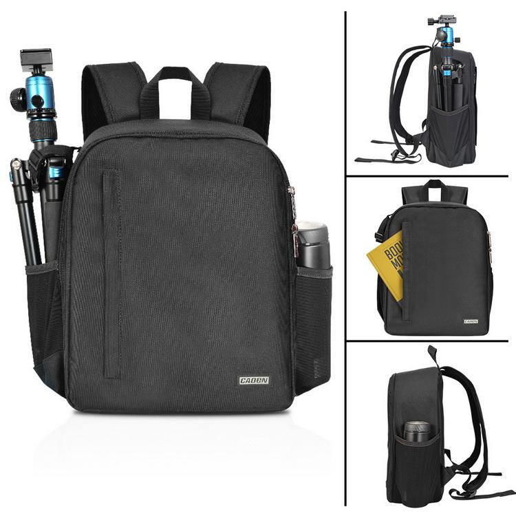 Индивидуальный креативный мягкий рюкзак для фотокамеры стильный рюкзак для видеокамеры