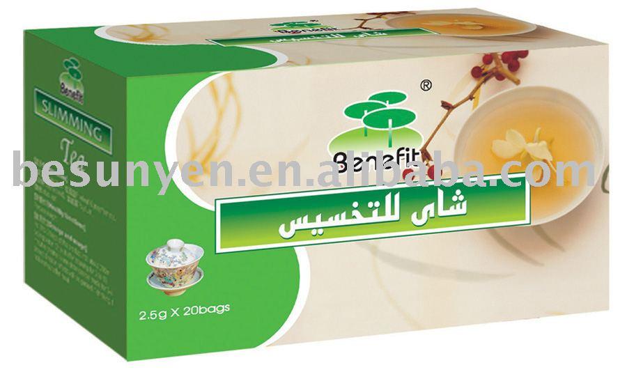 fibre slimming tea