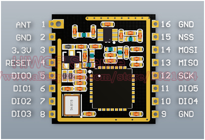 Buy Cheap Discount 2pcs/lot Ra-01 LoRa SX1278 433M Wireless