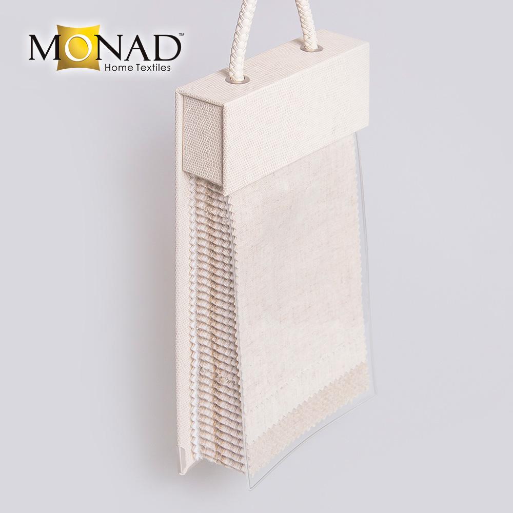 Customer OEM swatch wholesale fabric sample book manufacturer