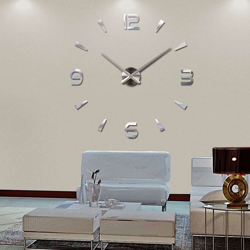 2016 New Diy Wall Clock Acrylic diy Clocks Quartz Watch ...