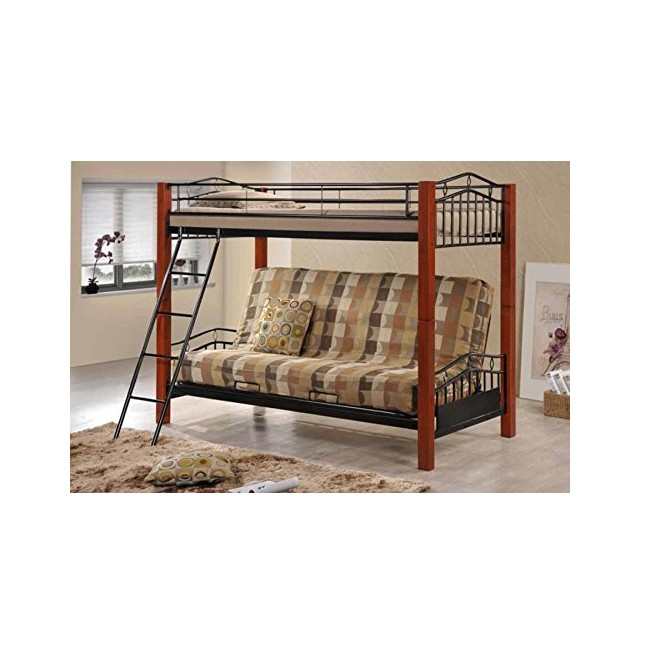 Vintage Solid Wooden Metal Frame Bunk Beds 2ft 6 With Ladders Retro 2 Singles Buy Adult Metal Bunk Beds Wood Post Metal Bunk Bed Queen Metal Frame Bunk Beds Product On Alibaba Com