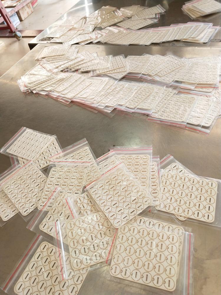Необходимые аксессуары, лист хлопковых тампонов, инструмент для очистки, впитывающая масляная всасывающая прокладка для электронных сигарет IQOS 2,4 3,0 multi