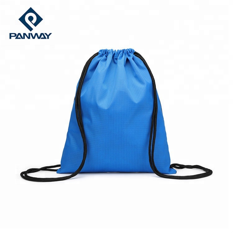 China Supplier Multi-Use Drawstring Sport Sling Bag