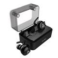 SYLLABLE D900 MINI Wireless Sport earphones Black White Bluetooth 4 1 Double ear Headset With Earloop