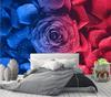 Rose imprimer murale wallpaper2