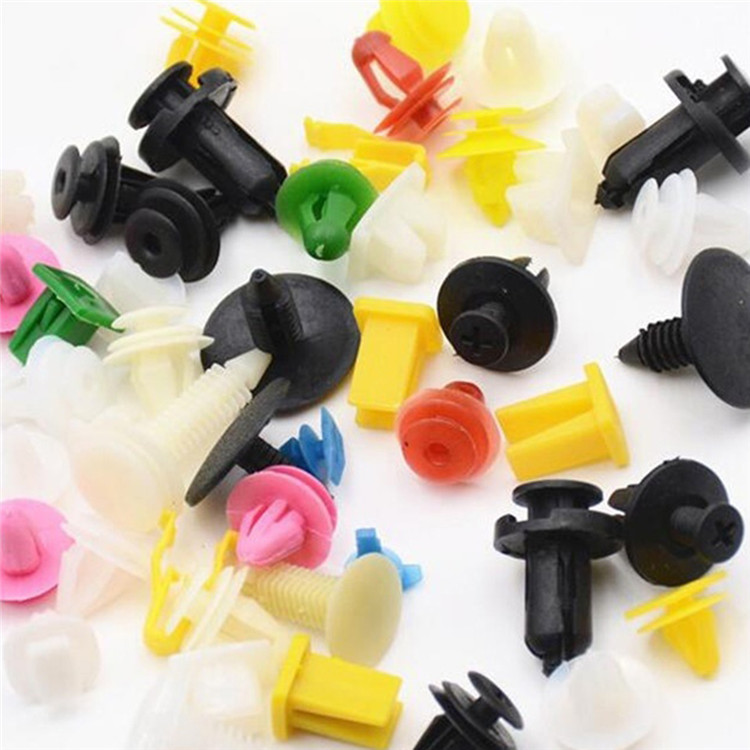 Mixed Auto Fastener Vehicle Car Bumper Clips Retainer Fastener Rivet Door Panel Fender Liner Universal Fit for All Car