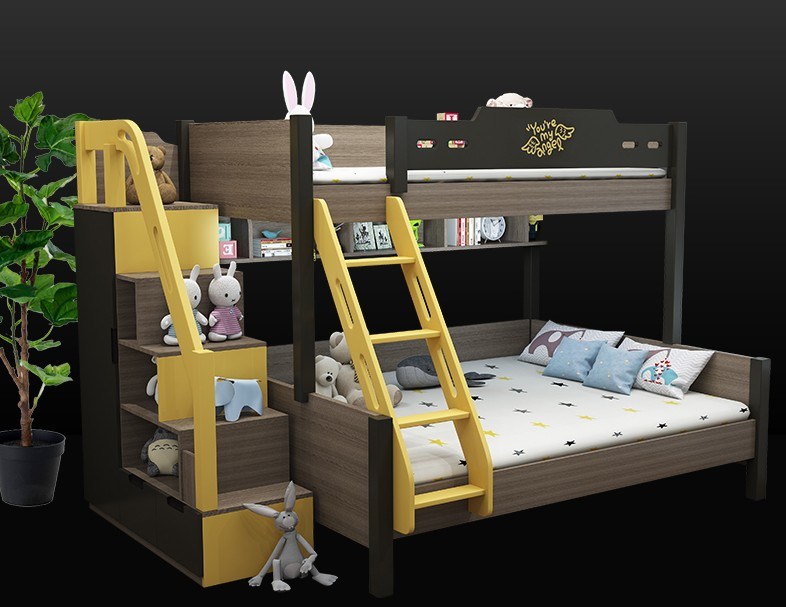 Hot Sale Nordic Children S Bunk Bed Boy And Girl Princess Bed Modern Children Mother Combination Bed Buy Modern Nordic Children S Bed Used Bunk Beds For Sale Children Mother Combination Bed Product On Alibaba Com