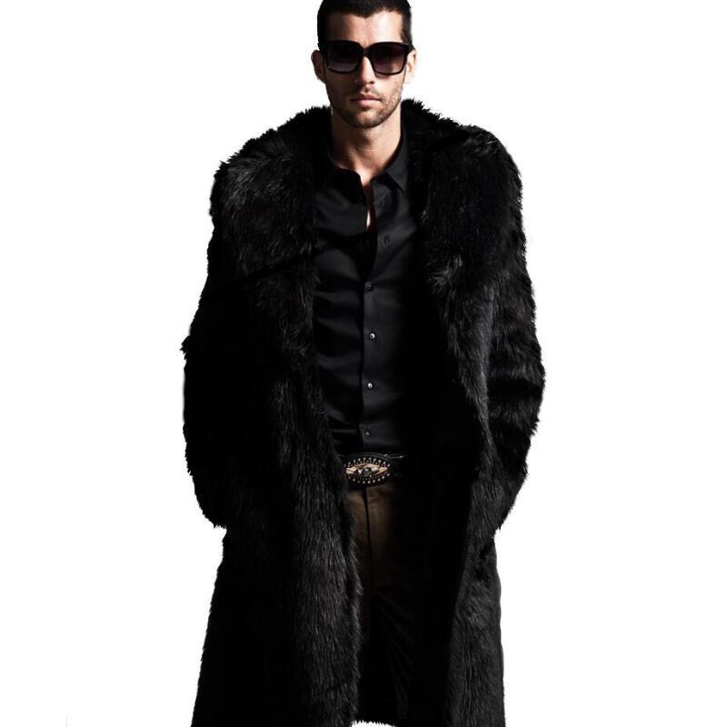 Aliexpress.com : Buy New 2015 winter men faux fur coat