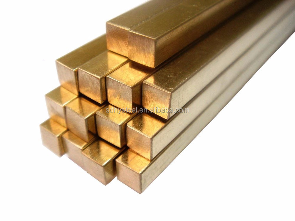 H65 H75 brass round bar brass rod