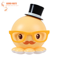 New Arrival Souvenirs Cartoon Animal Souvenirs Cute Octopus Lights With USB Rechargeable LED Light For Cheerleading