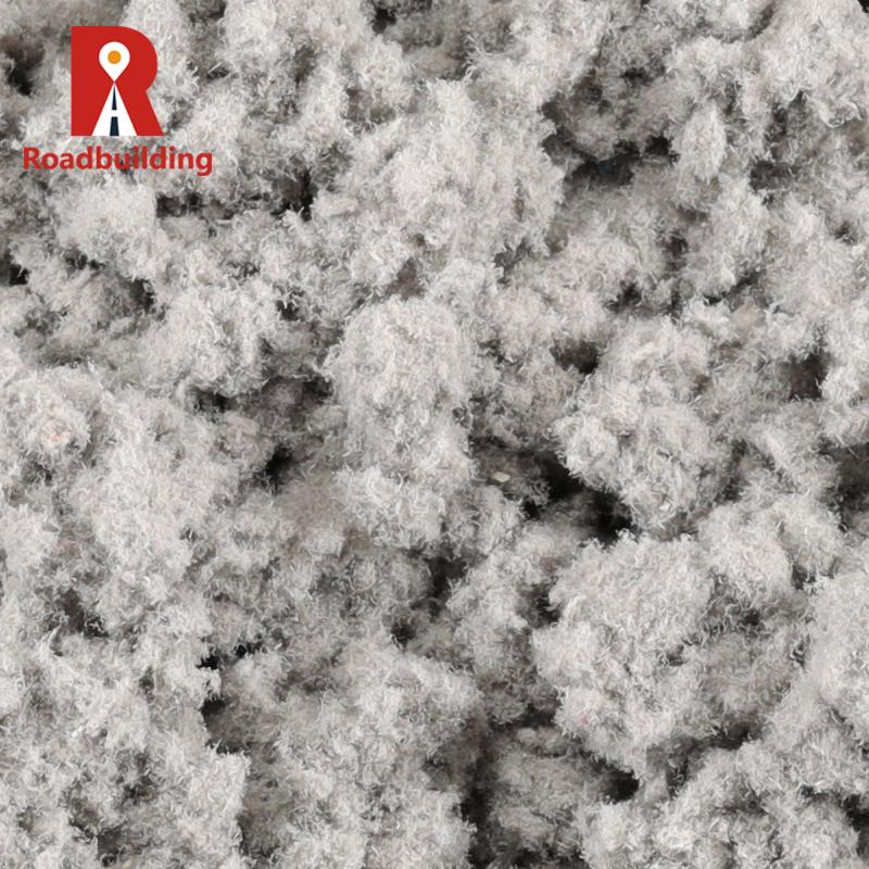 Высокопрочное волокно из древесины целлюлозы для удаления композитных материалов