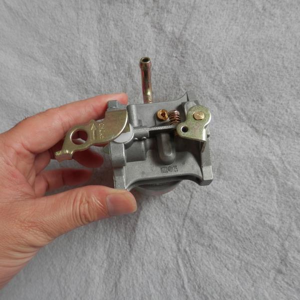 Robin Subaru Ew1403 Carburetor Parts Diagrams