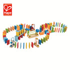 Domino New Arrival Wholesale Kids Build The Domino Trail Wooden Branded Wooden Domino