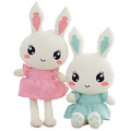 So Cute 40cm Soft Plush toys Animal Rabbit Doll Child Kids Birthday Gift 2 Colors Pink