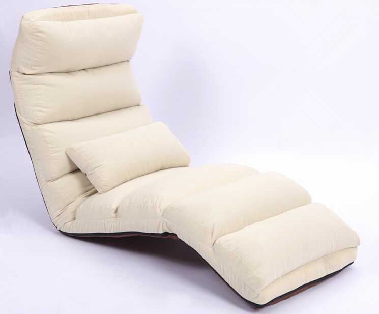 Chaise Lounge Chairs For Living Room: Aliexpress.com : Buy Floor Folding Chaise Lounge Chair